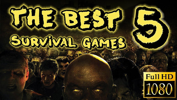 The best 5 Survival Games on Steam - (Spiele, Games, Gaming)