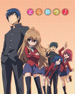 Toradora - (Anime, Manga, Animes)