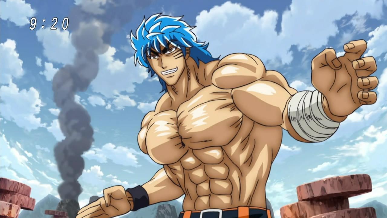 Toriko Ger Sub 1 147 Folgrn Anime Serie Manga