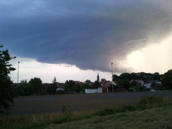 """Tornado"" Bild 1 - (Gewitter, Sturm, Tornado)"