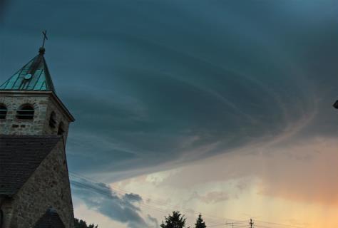 """Tornado"" Bild 2 - (Gewitter, Sturm, Tornado)"