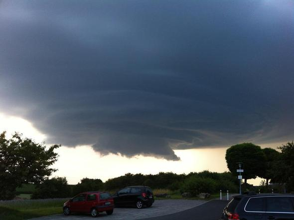 """Tornado"" Bild 3 - (Gewitter, Sturm, Tornado)"