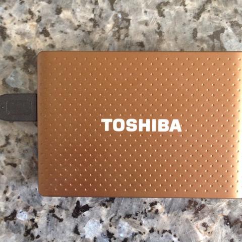 Toshiba externe Festplatte wird nicht erkannt. Warum