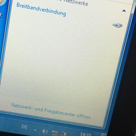 pc verbindet sich nicht mit internet