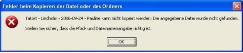 Bilduntertitel eingeben... - (Windows, externe Festplatte, Dateisystem FAT32)