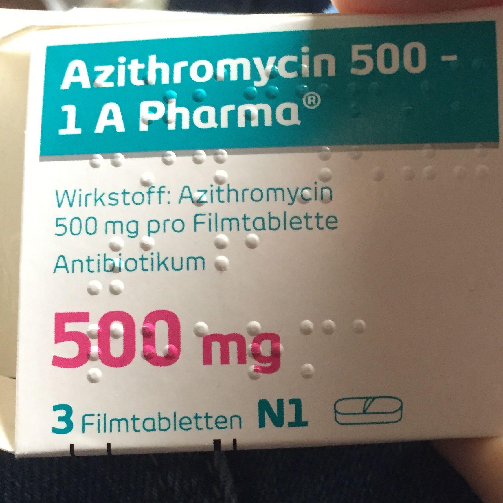 Total Krank Nach Antibiotika Medikamente