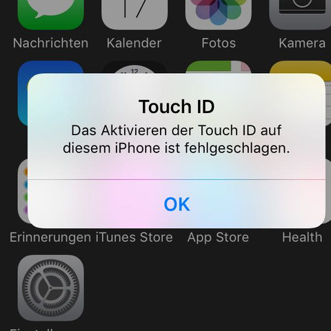 wisooo? - (iPhone, Apple, Touch ID)