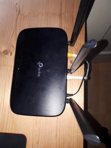 TP-Link Router funktioniert nur wenn der PC aus ist?