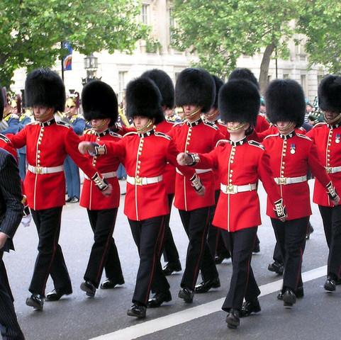 Guards Division - (Reise, Literatur, England)