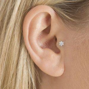 Piercing Ohr Tragus Risiken