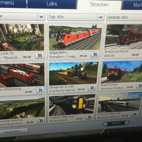 Train simulator 2017 tutorial rw tools/strecken in rw tools.