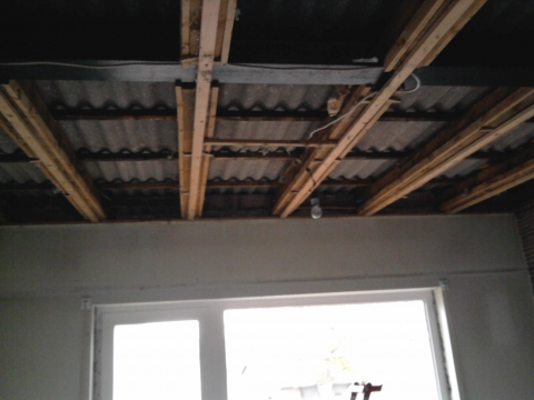 trapezblechdach renovierung dach d mmung. Black Bedroom Furniture Sets. Home Design Ideas