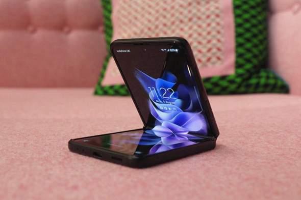Traut ihr diesen aufklappbaren Smartphones wie das Samsung z flip 3?