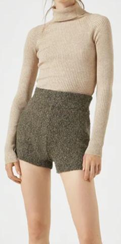 Trend Strickshorts für Damen: Was ist eure Meinung dazu und wann trägt man sie?