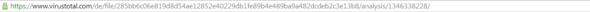 Website  - (Virus, Virus verdacht, VBA32suspectedofCraftedWin32FileOLS)