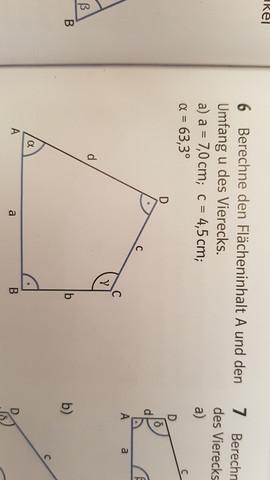 trigonometrie in der ebene fl cheninhalt berechnen. Black Bedroom Furniture Sets. Home Design Ideas