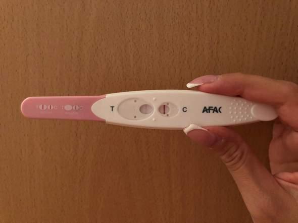 Einen zu machen ich traue mich schwangerschaftstest nicht MUSS einen