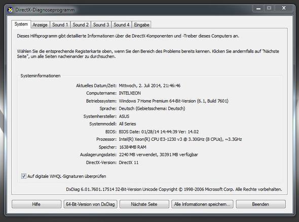 DirectX - (Grafikkarte, PC-Spiele, Gaming PC)