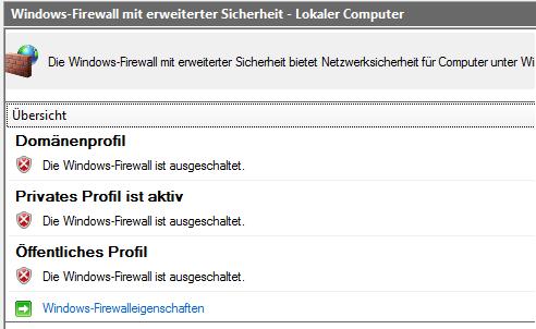 Firewall deaktiviert - (ts3, Speedport, Ts3 Server)