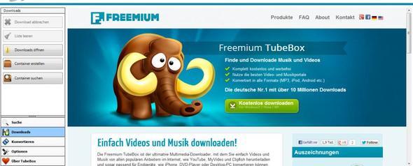 Downloads-->Container suchen-->Film eingeben--> DIESE SEITE - (Film, Download, suche )