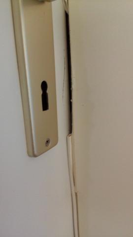 Zylinderschloss ausbauen ohne schlussel for Tur mit scheckkarte offnen