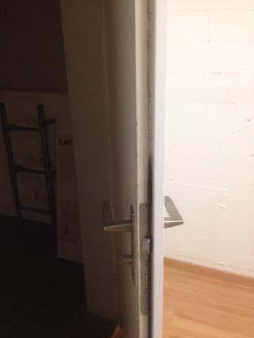 Favorit Tür isolieren bzw Schalldicht machen? (heimwerken, Schall) OP35