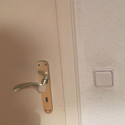 Die Tür - (Tür, tuerschloss, verriegeln)