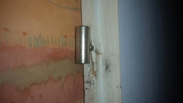 t rband ausgerissen locker was kann ich tun reparieren t r. Black Bedroom Furniture Sets. Home Design Ideas