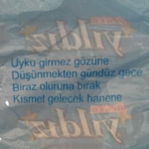 ... Text Aus Dem Kaugummi   (Uebersetzung, Türkisch, Kaugummi)