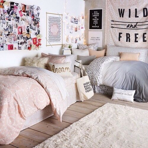 Decken Und Kissen   (Möbel, Tumblr, Dekoration)
