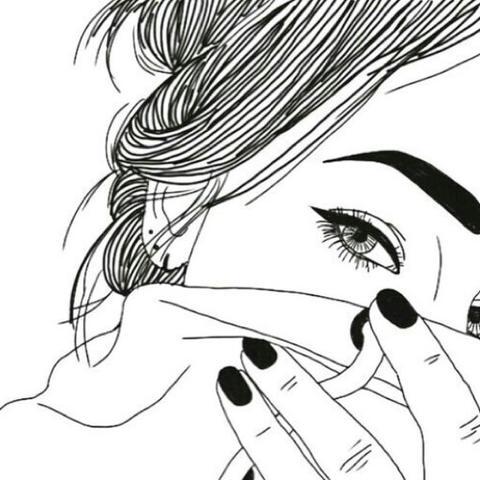 Malen Tumblr Hintergrunde Madchen Www Genialfoto Com