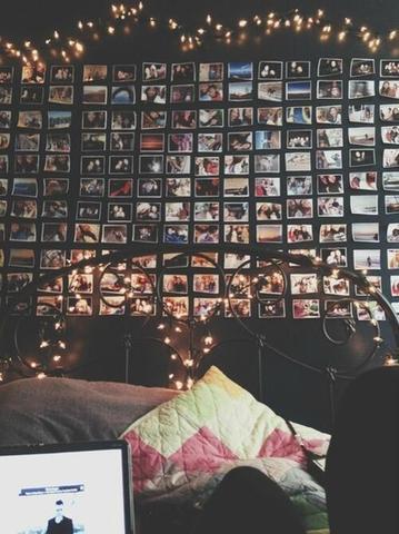Girl wall decor ideas