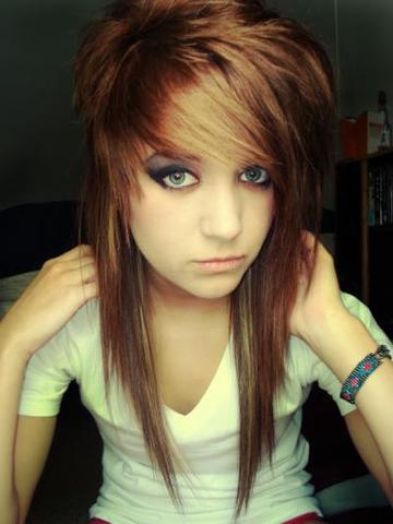 .. lass ich mir die Haare so schneiden wie hier.. - (Haare, Piercing, Schmuck)