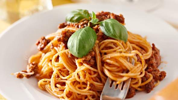 Do you like cheese for example Parmesan to your spaghetti?
