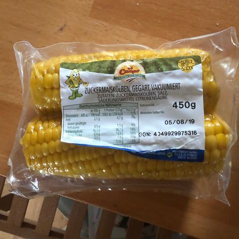 Zubereitung Frage - (Verpackung, Monsanto, zuckermais)