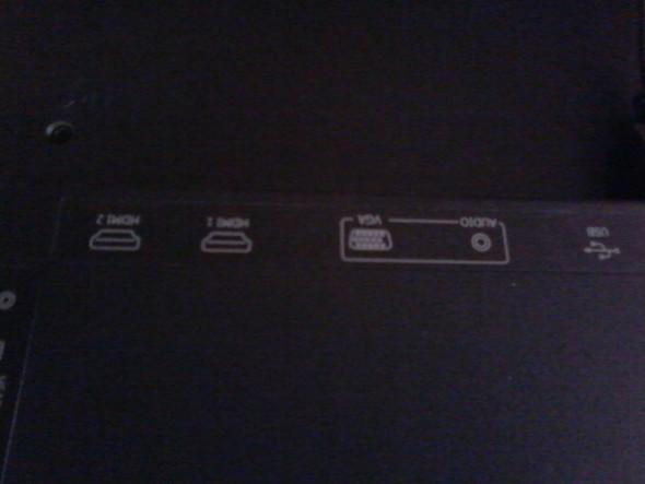 Audio ganz links.. der Rest vieleicht auch interessant. - (Fernsehen, Wii, wii-anschliessen)