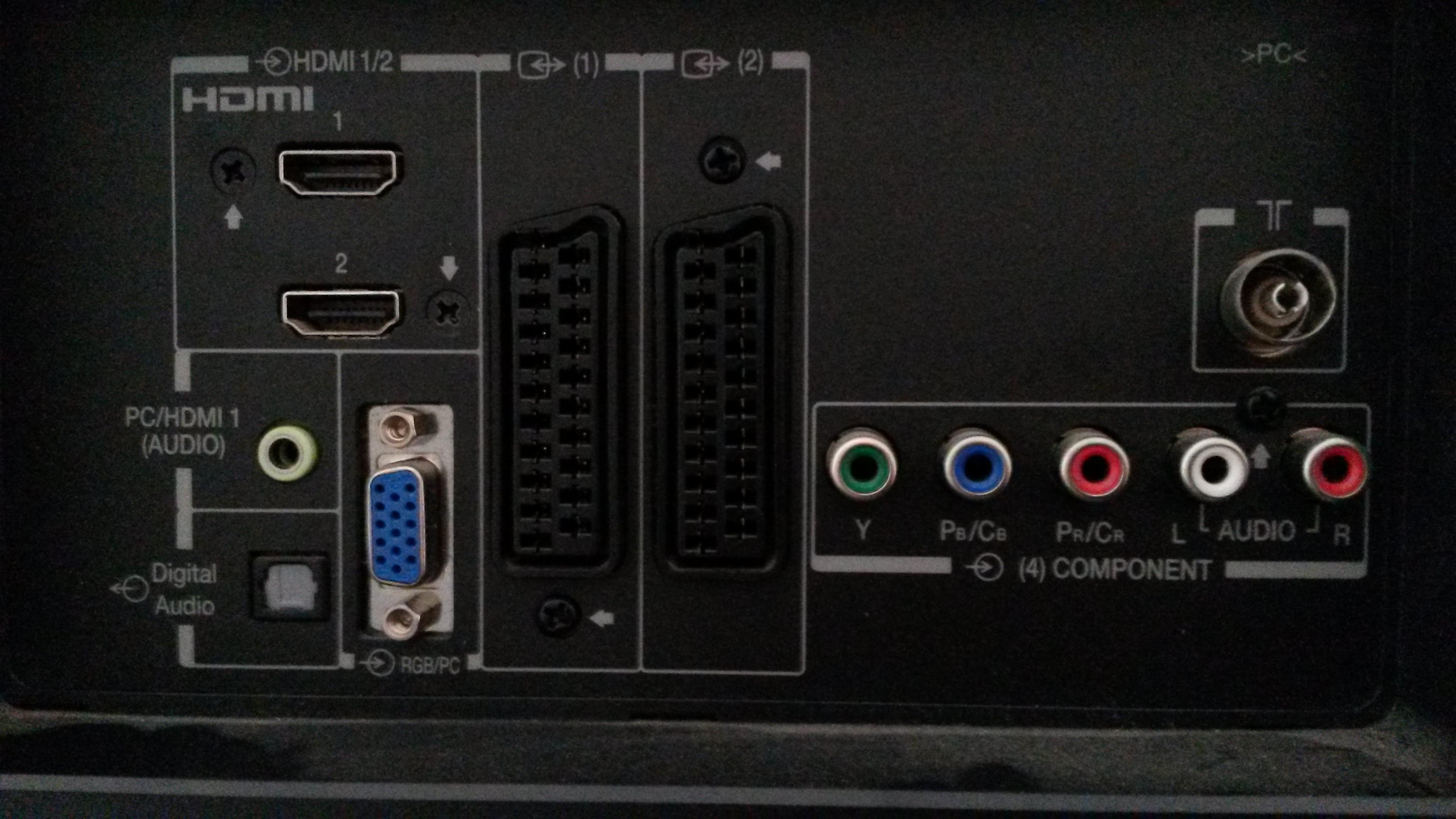 TV mit Subwoofer verbinden? (Computer, Musik, Technik)