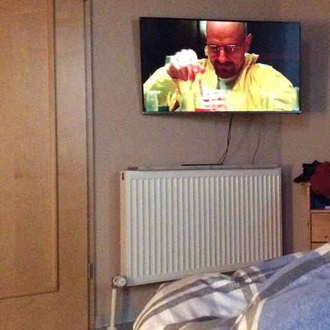 TV Heizung - (Schule, Freizeit, Film)