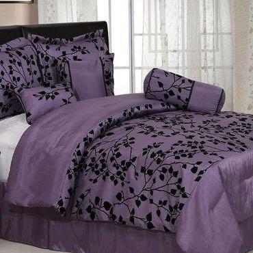 twilight bella bettw sche lila. Black Bedroom Furniture Sets. Home Design Ideas