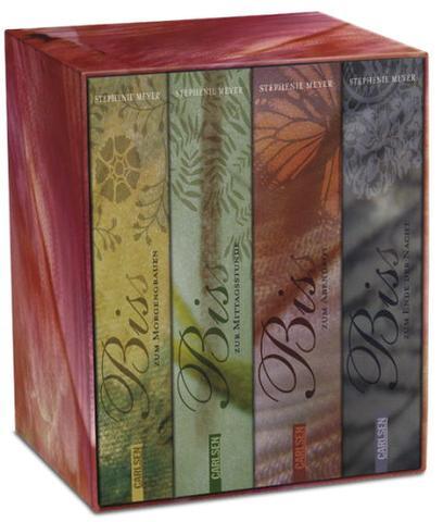 Deutsche Version  - (Buch, Twilight, Box)