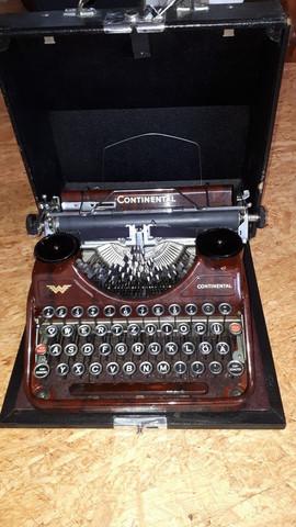 - (Schreibmaschine reparieren, Schreibmaschine Typenpenhebel)