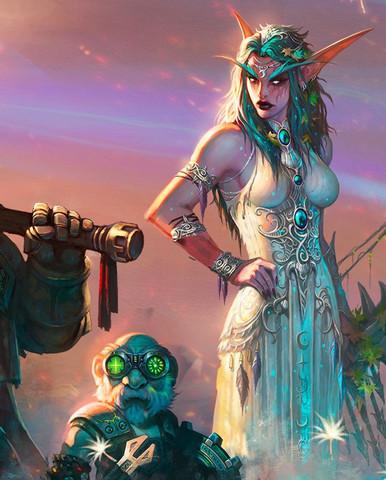 Diese Version  - (World of Warcraft, Cosplay, Werkstoffe)