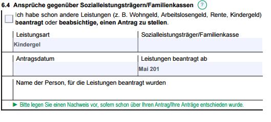 Kindergeld Antrag Köln