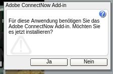 Screenshot - Download schlägt fehl. - (Linux, Firefox, Adobe)