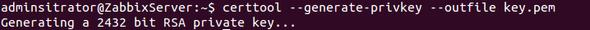 Schritt 3 Zertifikat - (Ubuntu, zertifikat,  fail)