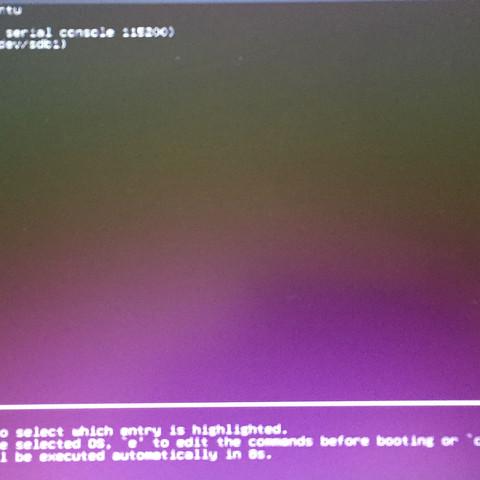Bildschirm - (Linux, Ubuntu, Debian)
