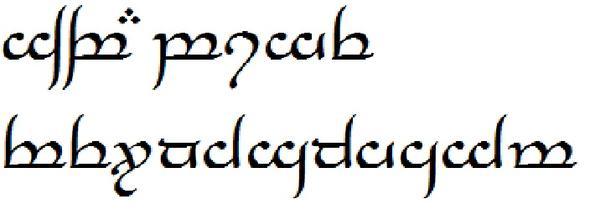 Eigene Transkription - (Freizeit, Versetzung, elbisch)