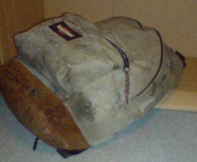 Entsorgung - (Schule, Tasche, Rucksack)