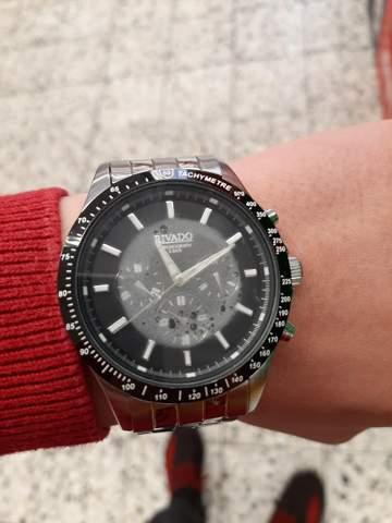Uhr ist beschlagen?