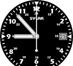 Zifferblatt selber drucken  Uhr selbst machen (Geschenk für Freundin)? (Technik, Freundschaft ...